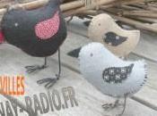 oiseaux gazouilles Bernay-radio.fr…