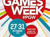 Paris Games Week 2016, C'est parti