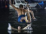 JSBG Bull Cliff Diving: finale Dubai
