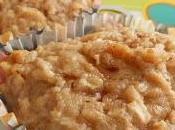 Muffins moelleux pommes-caramel