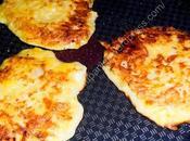 Galettes courge Squash Pancakes