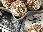 Cake balls sans cuisson {choco coco baies goji}