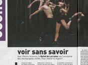 Ballet Lorraine dans Inrocks!