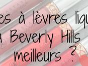 rouges lèvres liquides mats d'Anastasia Beverly Hills sont-ils meilleurs