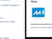 présentations rapides avec Marp sous Linux, MacOs Windows