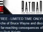 (Jeu gratuit) premier épisode Batman Telltale gratuit provisoirement