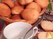 Petits pains Yaourt {sans oeuf}