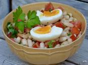 Salade haricots blancs Turque