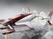 Airbus veut fabriquer voitures volantes sans chauffeurs dans