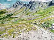 Crête l'Eyssina Vars (Hautes-Alpes)