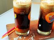 Smoothie café-coco fromage blanc
