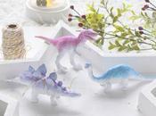 Dinosaures Paillettes pour sapin...ou