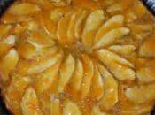 Tarte pommes express