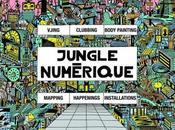 Jungle numerique birthday party