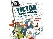 Benoit Minville Terkel Risbjerg Victor Tombe dedans lÂ'île trésor