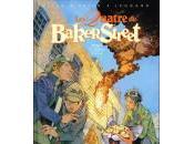 Djian, Olivier Legrand David Etien Quatre Baker Street, L'Affaire Moran (Tome