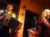 Bandits Belleville dans cadre Toernee Mond'ialle Blue Note Café Halle) november 2016