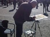 Samedi, participants symposium l'Ecws-Sfa, investi vues d'Avignon