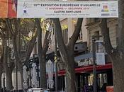 19ème Exposition européenne d'aquarelle poursuit jusqu'au décembre 2016