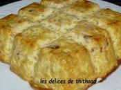 Gâteau coquillettes chorizo parmesan