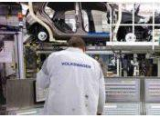 Volkswagen implante usine Algérie