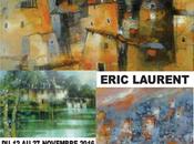 L'exposition d'Eric Laurent Galerie Segard Cambrai