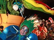 Défilé nuit Haute-Ville Carnaval Québec