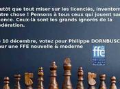 Votez Dornbusch pour promouvoir échecs tous