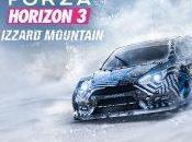 Forza Horizon infos prochaine extension Blizzard Mountain