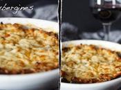 Gratin d'aubergines façon lasagne