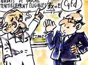 Caricature François Hollande
