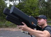 Dronesshield Voici fusil ANTI-DRONES