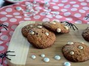 Cookies d'Halloween Œils sucre