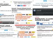 l'excellence journalistique française #Hollande