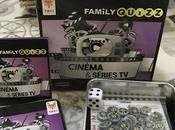 Idée Cadeau: Family Quizz Cinéma Séries