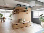appartement dans plus style japonais