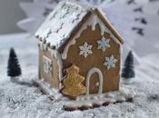 décembre: maison pain d'épices l'huile noisette
