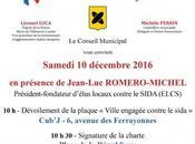 Villeneuve-Loubet, 10ème Ville engagée contre sida