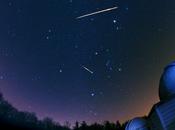 Dans nuit décembre, observez pluie d'étoiles filantes Géminides