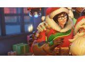 Overwatch magie Noël débarque travers trailer hivernal