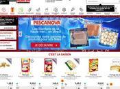 site d'Intermarché drive Favor'i