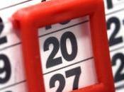 2017 quel calendrier