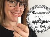 astuces pour bien appliquer rouge lèvres