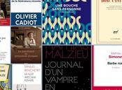 Liste meilleurs livres sortis librairie 2016