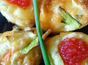 Bouchées Apéritives Légumes