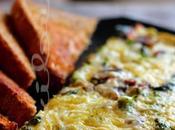 ~Omelette légumes pesto~