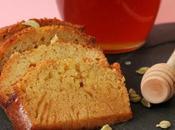 Cake miel cardamome