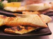 Recette saumon purée poivron chou chinois [régime Atkins]