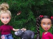 Tree change dolls poupées naturel grâce maman australienne
