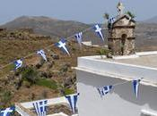 Tinos route road